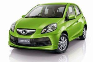Sewa Mobil Lepas Kunci di Bali Honda Brio