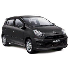 Rental Mobil Bali Setir Sendiri Daihatsu Ayla