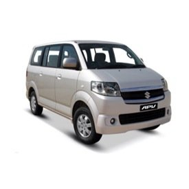 Rental Mobil Bali Selfdrive Suzuki APV