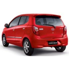 Rental Mobil Lepas Kunci Bali Toyota Agya