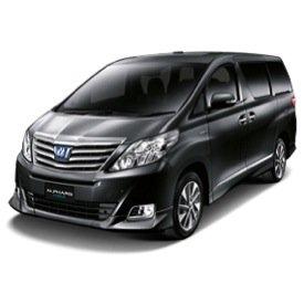 Rental Toyota Alphard di Bali