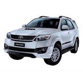 Rental Mobil Toyota Fortuner di Bali